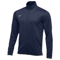 Nike Team Epic Jacket - Boys' Grade School - Navy / Grey
