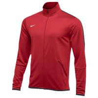 Nike Team Epic Jacket - Boys' Grade School - Red / Grey