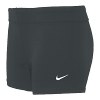 Nike Team Performance Game Shorts - Girls' Grade School - Grey / Grey