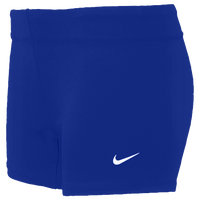 Nike Team Performance Game Shorts - Girls' Grade School - Blue / Blue