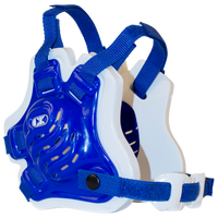 Cliff Keen F5 Tornado Headgear - Men's - Blue / White