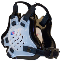 Cliff Keen F5 Tornado Headgear - Boys' Grade School - Clear / Black