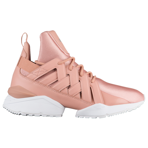 ee45cdbc1e3 PUMA Muse Echo Satin EP Women s Casual Shoes Peach