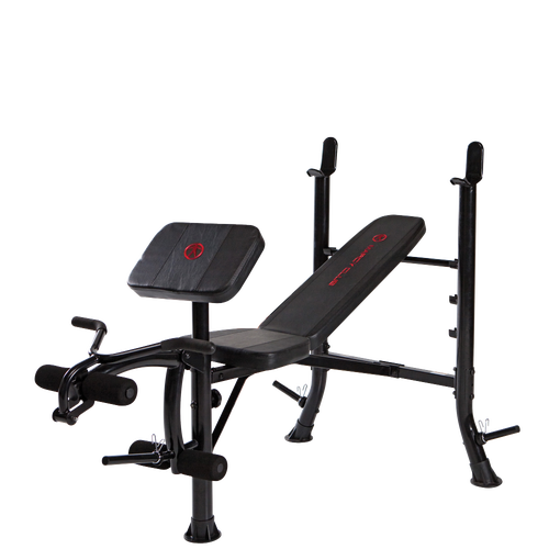 Marcy Club Standard Bench Training Sport Equipment
