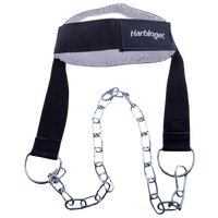 Harbinger Nylon Head Harness - Men's - Black