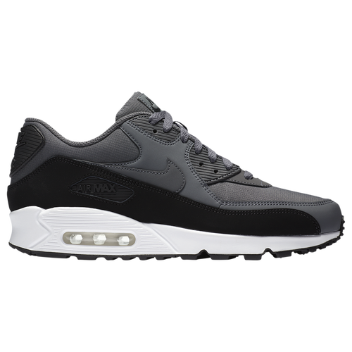 air max 90 men black grey