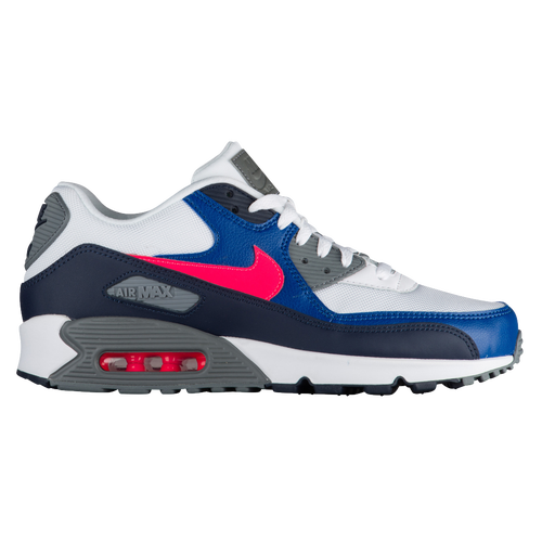 nike air max 90 essential black gym blue nz