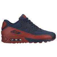 blue nike air max mens