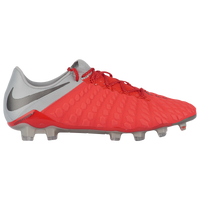 Nike Hypervenom Phantom 3 Elite FG - Men's - Red / Grey