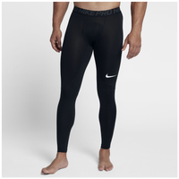 Nike Pro Compression Tights - Men's - Black / Grey