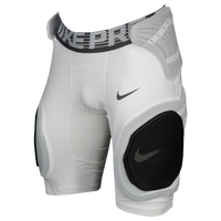 Nike Hyperstrong Hardplate Short Girdle - Men's - White / Grey