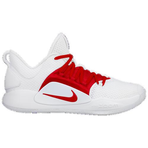 5de18c3d1641 ... where to buy nike hyperdunk x low mens basketball shoes white  university red 91673 35efd
