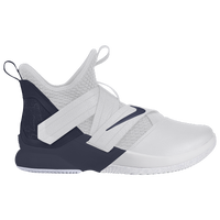 Nike LeBron Soldier XII - Men's -  Lebron James - White