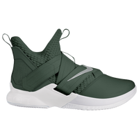 Nike LeBron Soldier XII - Men's -  Lebron James - Dark Green