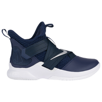 Nike LeBron Soldier XII - Men's -  Lebron James - Navy