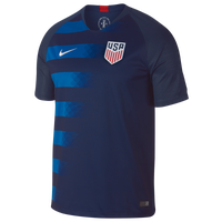 Nike USA Breathe Stadium Jersey - Men's - USA - Navy / Blue