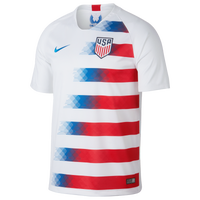 Nike USA Breathe Stadium Jersey - Men's - USA - White / Red