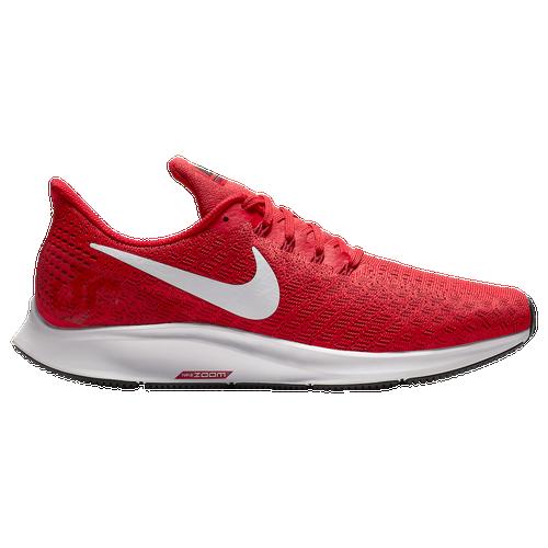 Nike Air Zoom Pegasus 35 - Mens - Running - Shoes - University  RedWhiteTough RedBlack