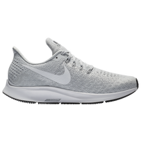 Nike Air Zoom Pegasus 35 - Women's - Grey / White