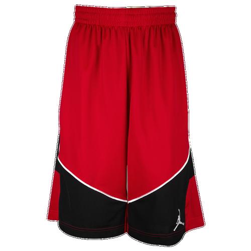 1833c4677927b6 Jordan Prospect Shorts Mens Basketball Clothing Black Black on PopScreen