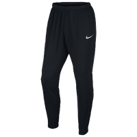 Nike Academy Knit Pants - Men's - All Black / Black