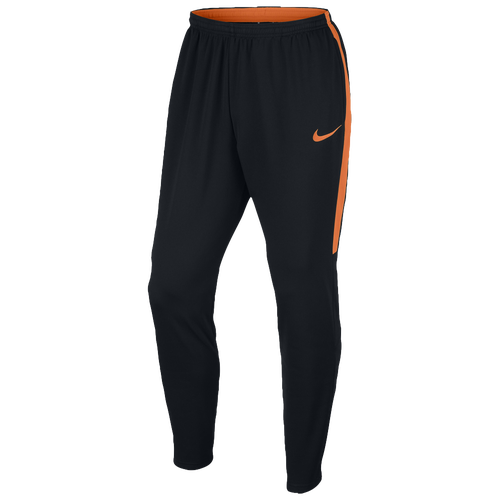 Nike Academy Knit Pants - Men's Soccer - Black/Cone 39363022