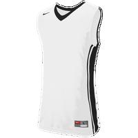 1ac4e797dba Nike Team National Varsity Jersey - Men s - White   Black