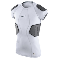 Nike Hyperstrong Core 4-Pad Top - Men's - White / Grey
