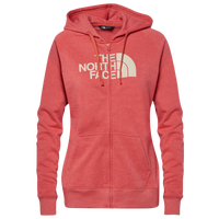 The North Face Half Dome Full Zip Hoodie - Women's - Pink