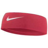 Nike Fury Headband - Women's - Red / White