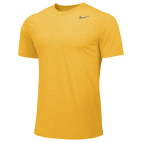 Nike Team Legend Short Sleeve Poly Top - Boys' Grade School - Yellow / Yellow