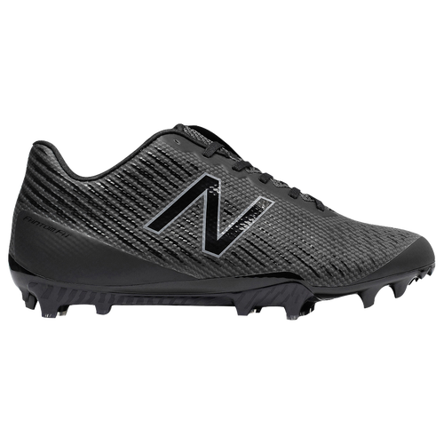 New Balance Burn X Low - Men's Lacrosse - Black 40238760