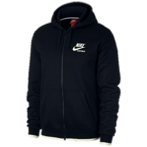 Nike Archive Full-Zip Hoodie - Men's - Casual - Clothing ...