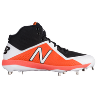 New Balance 4040v4 Metal Mid - Men's - Black / Orange