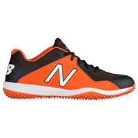 New Balance 4040v4 Turf - Men's - Black / Orange