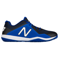 New Balance 4040v4 Turf - Men's - Black / Blue
