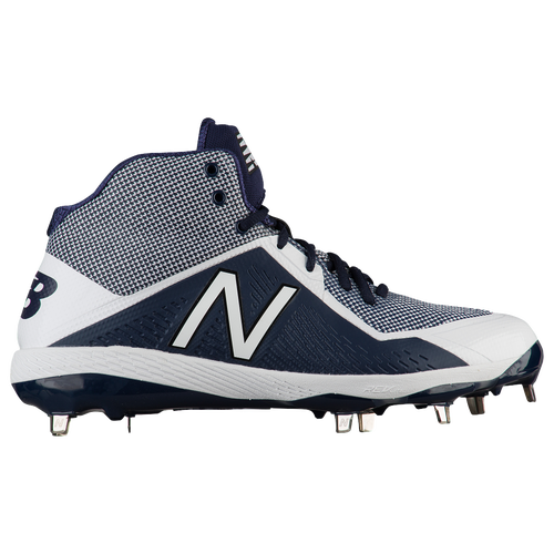 New Balance 4040v4 Metal Mid - Men's Baseball - Navy/White 40401284