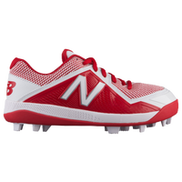 New Balance 4040v4 Youth Molded - Boys' Grade School - Red / White