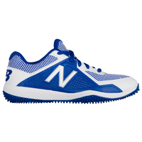 New Balance 4040v4 Youth Turf - Boys' Grade School - Blue / White