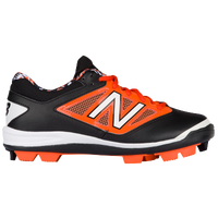 New Balance 4040v3 - Boys' Grade School - Black / Orange
