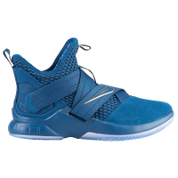 Nike Soldier XII SFG - Men's -  Lebron James - Blue / Navy