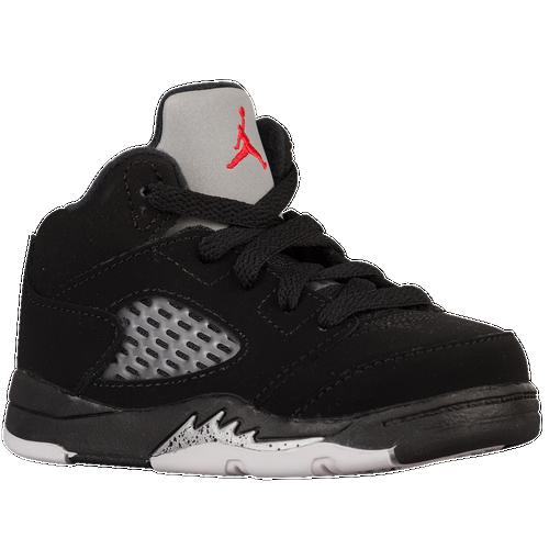 Jordan Retro 5 Boys Toddler Basketball Shoes