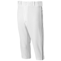 Mizuno Premier Short Piped Pants - Men's - White / Black