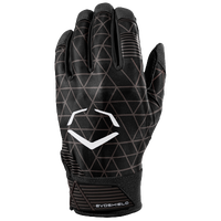 Evoshield Evocharge Batting Gloves - Grade School - Black / White