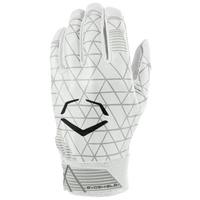 Evoshield Evocharge Batting Gloves - Grade School - White / Black