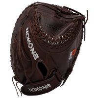Nokona X2 Buckaroo Fastpitch Catcher's Mitt - Women's - Brown / Orange