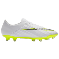 Nike Hypervenom Phantom 3 Academy FG - Men's - White / Light Green