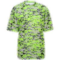 Badger Sportswear Digital Camo T-Shirt - Men's Baseball - Lime 4180119