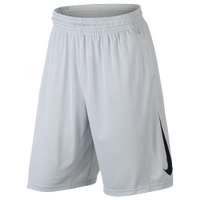 46a1f3409ea2 Nike Elite Courtside Shorts - Men s - White   Black