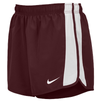 Nike Team Anchor Shorts - Men's - Maroon / White